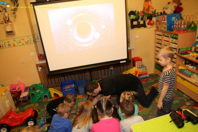 Jak działa Czarna dziura?